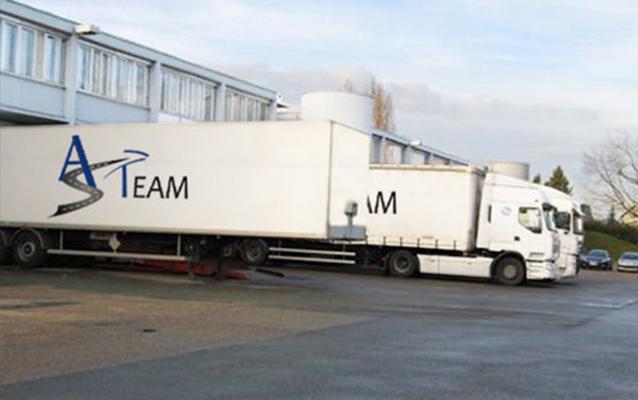 AS Team Transport et Logistique achète des nouvelles comions pour des prestations toujours plus qualitatives